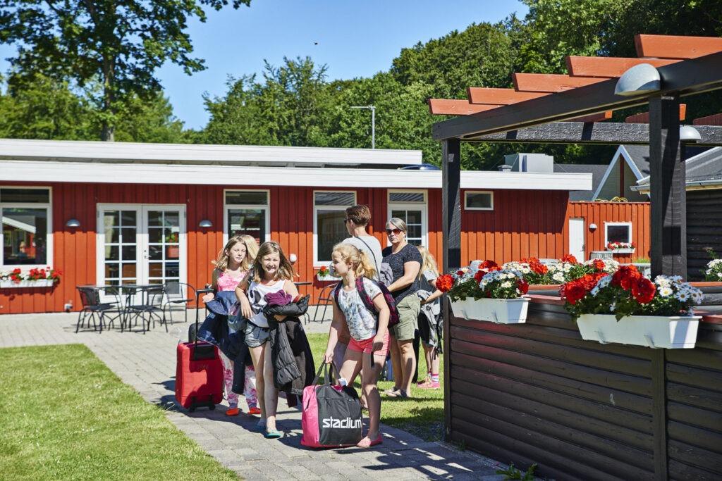 Danhostl Skanderborg lejrskole