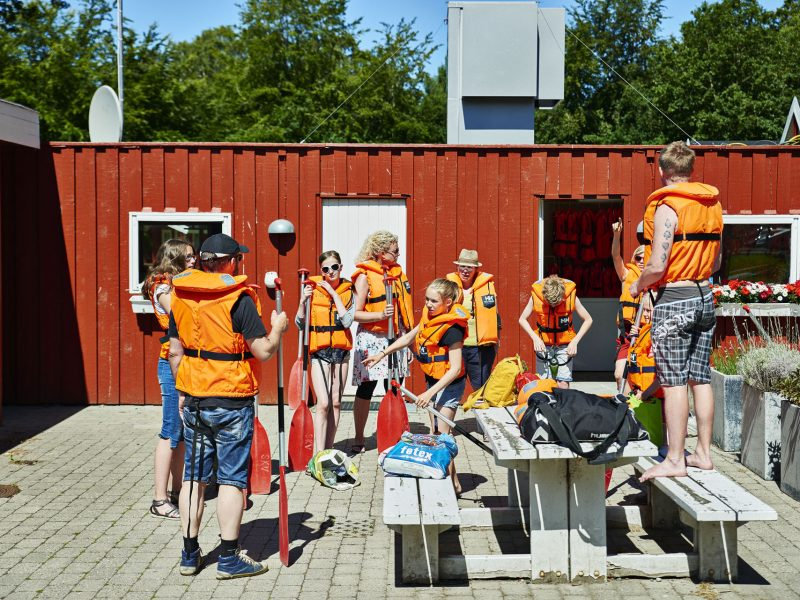 Danhostel Skanderborg Kano